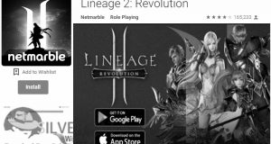 Lineage 2 Revolution APK Download