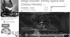 Mega Shooter Infinity Space War (Galaxy Heroes) Download