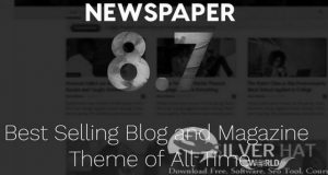 Newspaper 8.7.5 – Latest Version WordPress Theme Download