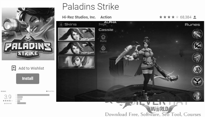Paladins Strike APK Download