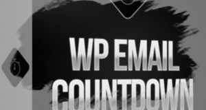 Wp Email Countdown WordPress Plugin