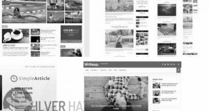 Download Free Personal Blog Theme