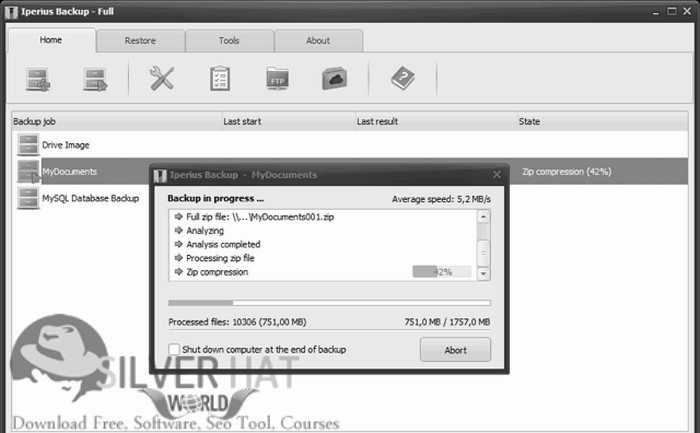 Download Iperius Backup 5.3.0 Latest Version For Windows