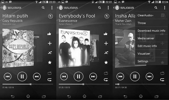 Download XPERIA Music Walkman Beta APK Latest Free