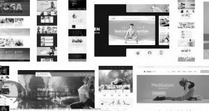 Yoga Niche Website Template Download